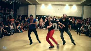 Throwdown Salsa Battle at the 2011 Philadelphia Salsafest