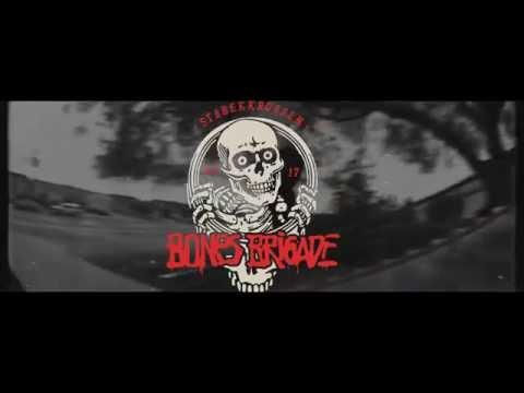 BONES BRIGADE 2017 - Hjemmesnekk - J-Dawg & Lille Saus (Prod. Chillionaire)