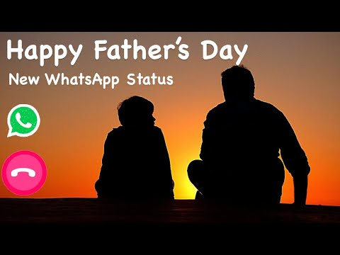 Father's Day Whatspp Status | Best Father's Day Status 2021 | Ringtone Wishes #happyfathersday