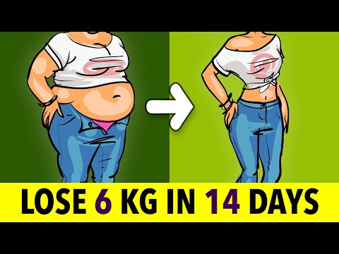 Lose 6 Kg In 14 Days Home Weight Loss Challenge