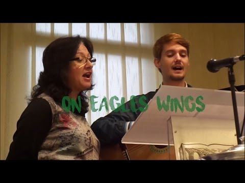 Shane and Shane - Psalm 91 (On eagles wings) (spanish - live cover)