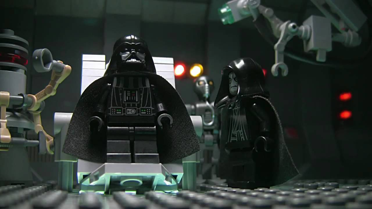 The fastest and funniest lego star wars story ever told - Lego star wars 1 2 3 4 5 6 ...