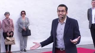 Acto del Día de las Letras Canarias en Los Realejos