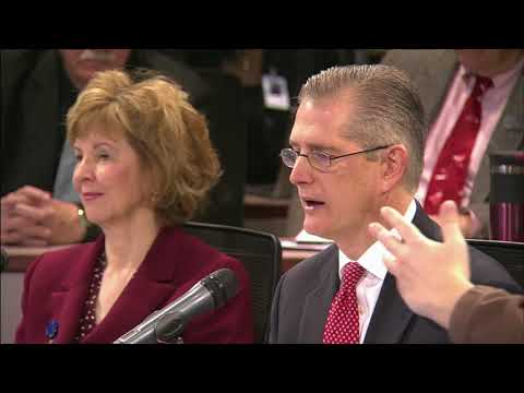 Michigan State Board of Education Meeting for February 13, 2018