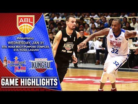 HIGHLIGHTS: Alab Pilipinas vs. Chong Son Kung Fu - OT thriller (VIDEO)