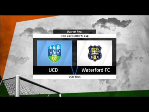 HIGHLIGHTS: UCD 2-1 Waterford