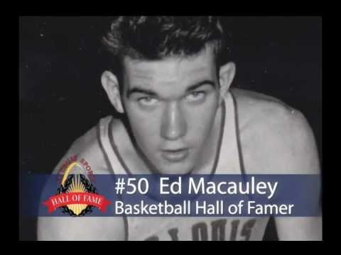 Ed Macauley Highlight Video