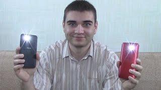 обзор ASUS ZenFone Selfie и его сравнение с ZenFone 2 Laser