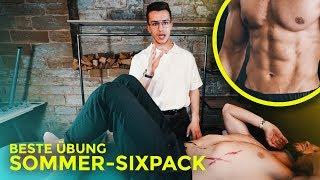 Die beste Übung für dein Sommer-Sixpack | Funktionscrunch | Tim Gabel