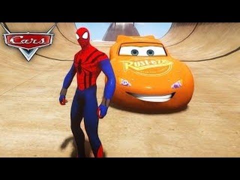 Cars 2 : Lightning MQeeun Racing with Silverbullet