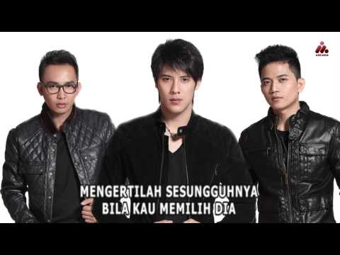 Papinka - Kau Pilih Dia (Official Lyric Video)