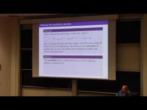 The Chemistry of Primes, Melanie Wood