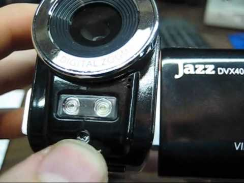 jazz dvx40 camcorder review youtube rh youtube com Jazz Camcorder Manufacturer The Insides of a Camcorder