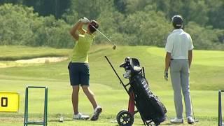 Турнир по гольфу «От десяти и старше»