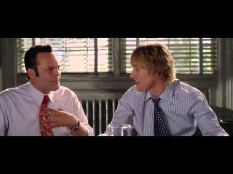 Wedding Crashers Mediation Scene