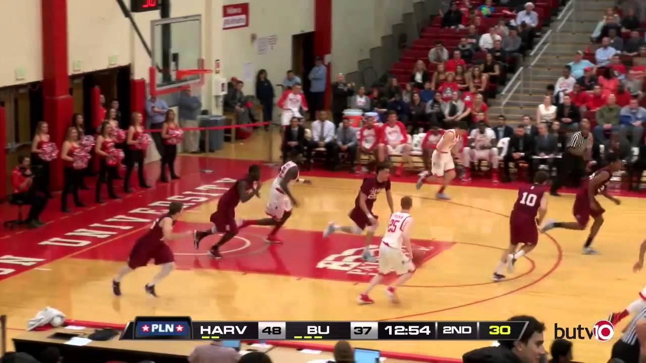 Game Recap: Harvard Men's Basketball at Boston University ...