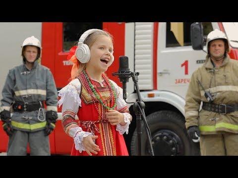 МАРШ ВЕСЁЛЫХ РЕБЯТ. Первое видео проекта