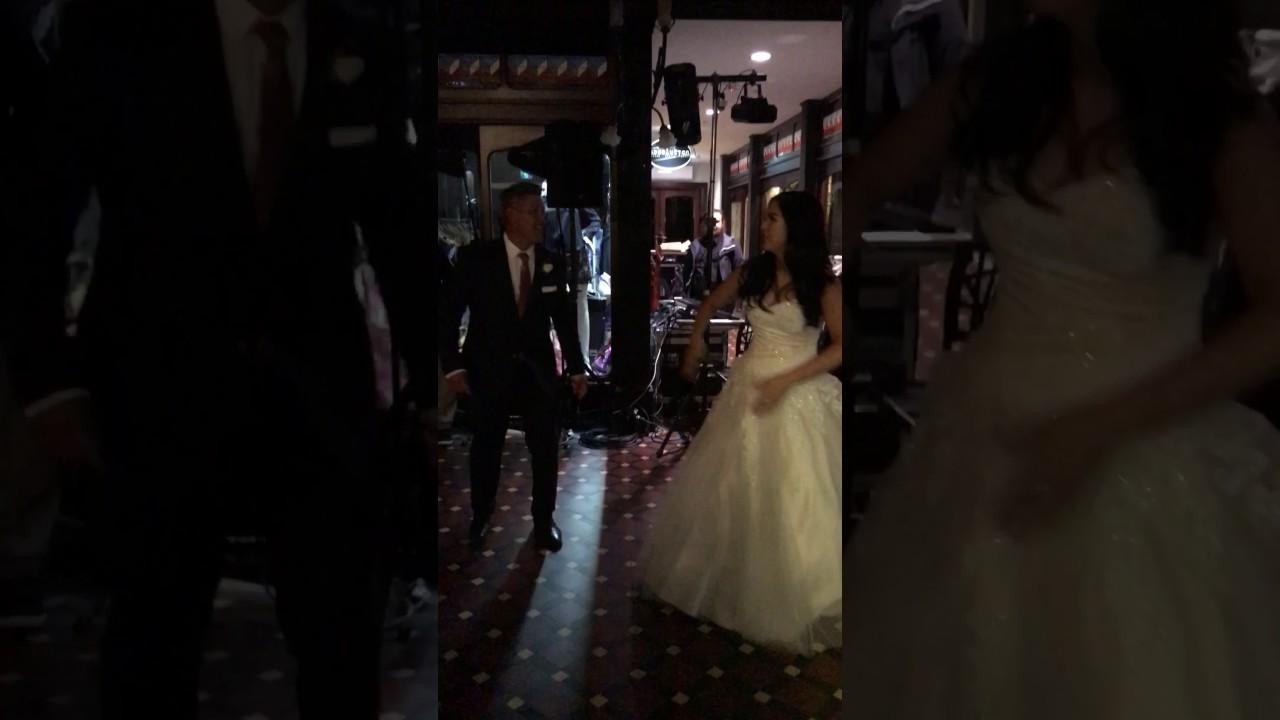 Father Daughter Wedding Dance MAORI Styles