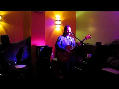 Gerald Lucas LIVE @ Path Cafe' in NY - Approaching Winter