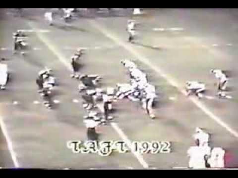 Dat Nguyen #59 NFL Player High School Highlights