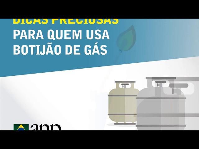 Dicas para consumidores de gás de botijão (GLP)