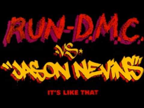 Run DMC - Its Like That vs. Jason Nevins  (Original) (HD)