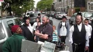 "Boro Park  ""Not The Place to Steal"""
