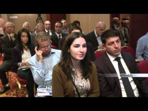 Financial Institutions Discuss Investment Opportunities in Armenia. Armenia TV