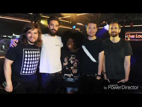 Bastille - Final Song/ 7 Days/ The Final Countdown (R1 live lounge)