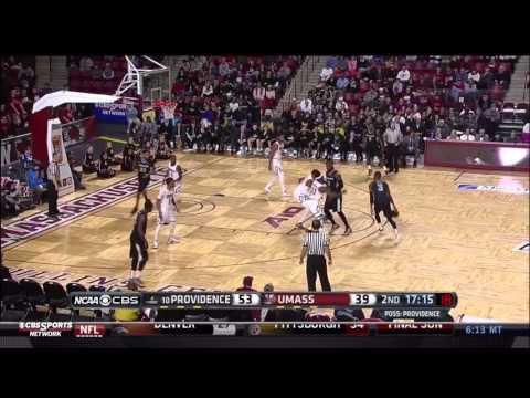 Ben Bentil Scores 32 to lead #10 PC over UMass