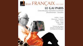 Cinq Danses exotiques pour saxophone et piano: II. Baiao