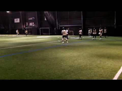 First practice new season Western Guilford High School Football Team