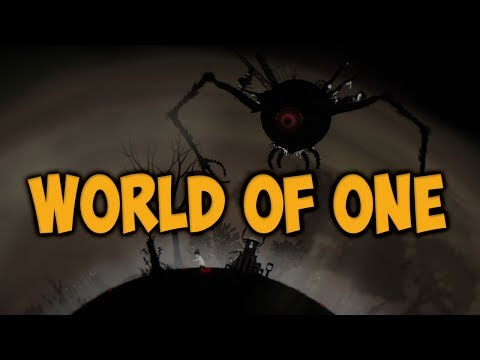 World of One Gameplay Walkthrough Part 1 ~ Our Own Planet ~ Let's Play