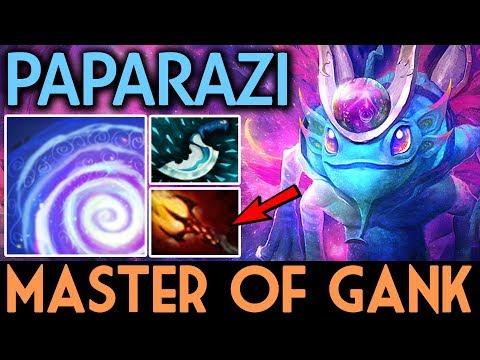 PAPARAZI Dota 2 [Puck] Master of Gank