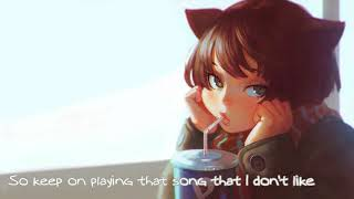 Nightcore | Normal (lyrics) - Sasha Sloan