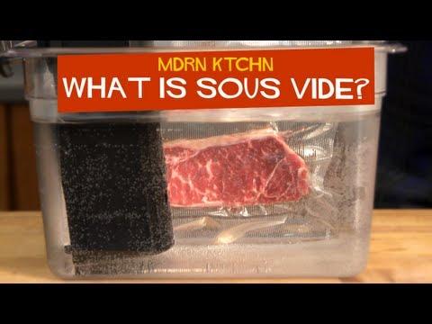 Generate What Is Sous Vide? - MDRN KTCHN Pics