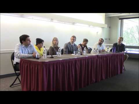 Academia as a Career panel discussion