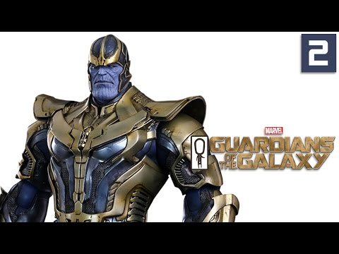 Telltale Guardians of the Galaxy Gameplay - Part 2 - THANOS FIGHT - Episode 1: Tangled Up In Blue