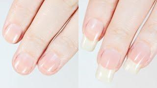 Как отрастить ногти / Рецепт масла для роста ногтей