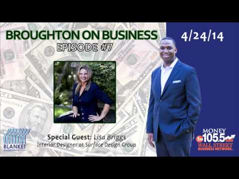 Broughton On Business Episode 7: Lisa Briggs Interview