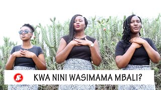 Kwa Nini Wasimama Mbali - D Mlolwa | Sauti Tamu Melodies | wimbo wa kwaresma/lent | wimbo wa huzuni
