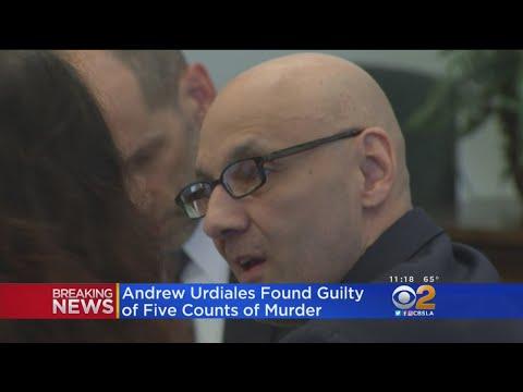 Ex-Marine Found Guilty Of Murdering 5 SoCal Women