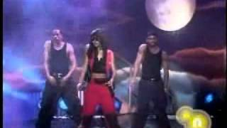 Aaliyah Live ~ One in a Million ~ Nice & in HQ!