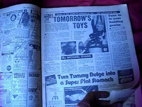 Daily Express Newspaper February 3rd 1979