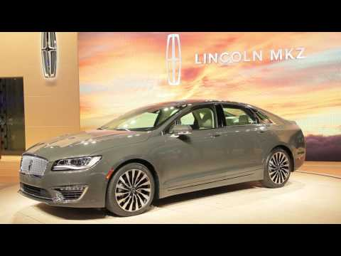 2017 Lincoln Mkz Image 1 12