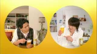 サッポロ麦とホップ「あと味NEW」篇.