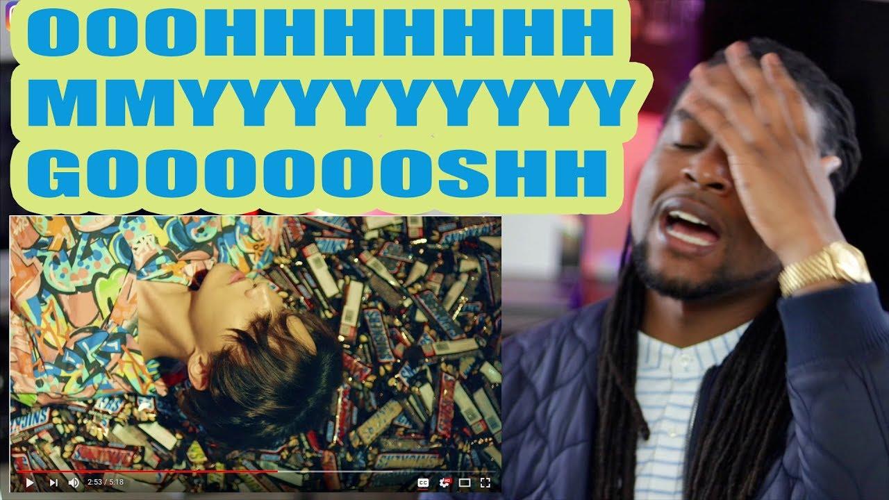 Bts Fake Love Official Mv Reaction Black Guy Reacts