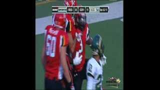 FB: Dinos-Rams Highlights - Sept. 1, 2012