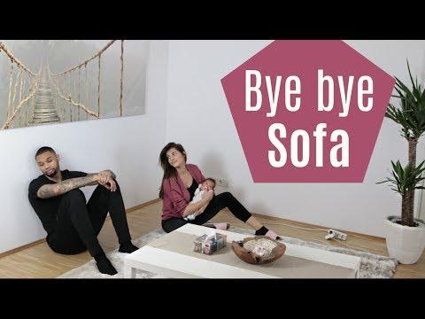 Wir bekommen endlich unser geiles neues Sofa ♡ Team Harrison