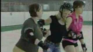 Sandra And The Charm City Roller Girls